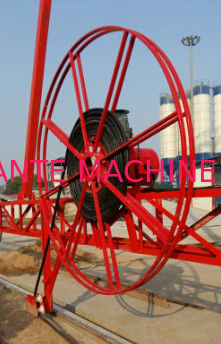 Motorized Crane Cable Reel System For Gantry Cranes And Overhead Cranes