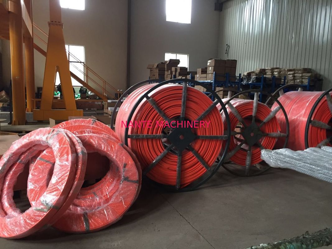 HTR High Tro Reel System With Current Capacity From 50A To 140A Of 3 / 4 / 6 Poles