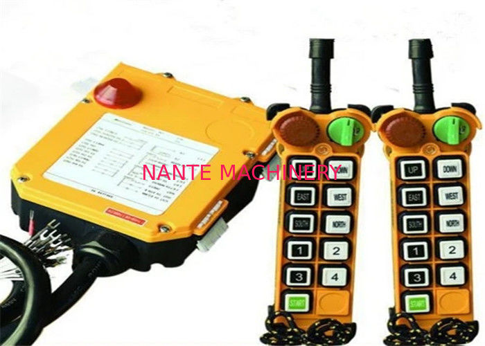 F24-10d Radio Wireless Hoist Remote Control / Industrial Remote Control