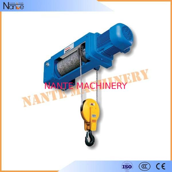 50HZ 20Ton Electric Wire Rope Hoist Lifting Equipment Remote Control