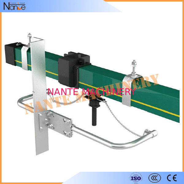 Corrosion Resistance Conductor Rails Power Line System For Electric Tools